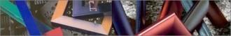 Bild & Rahmen, Enders Aluminium Bilderrahmen, Alu Bilderleiste eloxiert